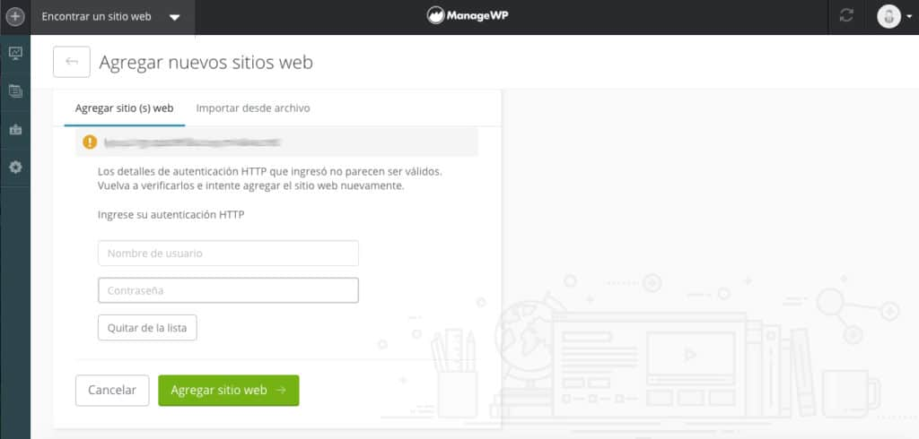 WP Manage. Gestiona todos tus WordPress desde un mismo panel de control